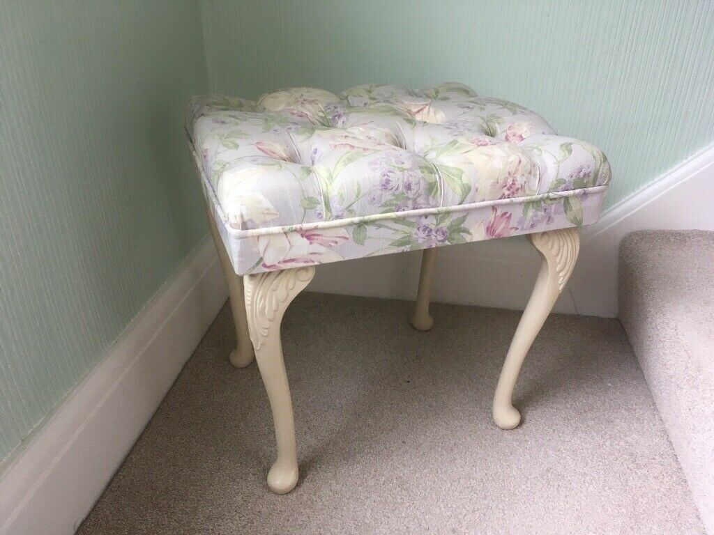 Marvelous Vintage Dressing Table Vanity Stool In Heald Green Manchester Gumtree Short Links Chair Design For Home Short Linksinfo