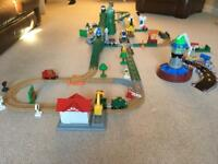 Fisher Price Geotrax Electric Train Set (aged 3+)