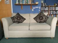 Cargo Sofa Bed and Arm Chair