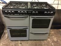 Cooker range Newworld 100 cm gas and electric
