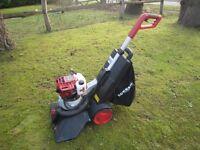 Petrol Leaf Vacuum/Blower/Mulcher