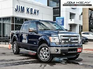 2014 Ford F-150 XLT SUPERCREW 4X4*3.5L V6 ECOBOOST*5.5 FOOT BOX*