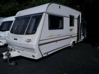Lunar solar 505 5 berth 1998 in excellent condition fall awning