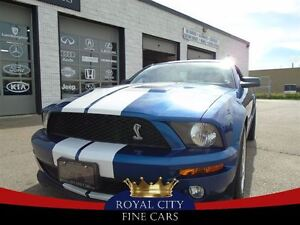 2008 Ford Mustang Shelby Gt 500 one owner flaw less