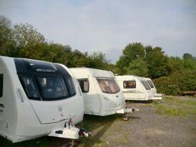 Caravan , Motor Home and Boat Secure Storage