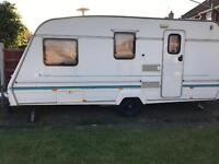 1996 bailey ranger 4 berth