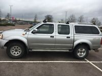 Nissan Navara; not Ford Ranger, Mitsubishi L200, Toyota Hilux or Isuzu Rodeo