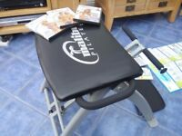 Pilates exercise chair good condition with 3CDs and full guidance and instructions for health