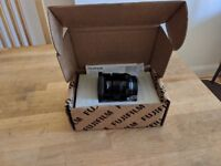 *Reduced, open to offers* Fuji fujinon 35mm 1.4 camera lens