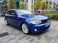 2006 BMW 1 Series 120D M Sport Automatic Leather Full Service History