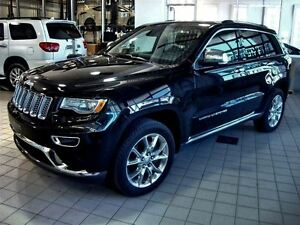 2014 Jeep Grand Cherokee Summit DIESEL***ENCAN***