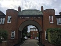 2 Bed Room 1st Floor Flat, Bright, Clean, Convenient Location, 10 Min Walk To Kingston Station