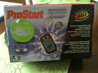 ProStart 6-button Two-way Remote Starter with Alarm and Keyless
