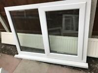 🌻 Upvc window width 1330mm X Height 970mm, bottom opener FREE DELIVERY IN MANCHESTER!