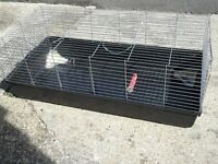 Two Animal Cages, suitable for House Rabbits, etc.