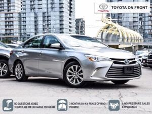2015 Toyota Camry Hybrid XLE Navigation Leather Moonroof