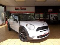 2012 12 MINI COUNTRYMAN 2.0TD COOPER SD ~BEST COLOUR~1 OWNER~FULL SERVICE HISTORY~VERY NICE~