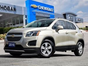 2016 Chevrolet Trax LT, Remote Vehicle Start, Rear Vision Camera