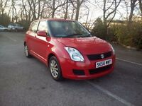 2008 Suzuki Swift 1.3 Petrol Full Mot Cheap To Run Brilliant Drives Bargain Price