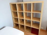 Ikea 16 box unit