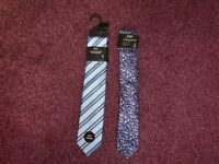 Men's ties - brand new