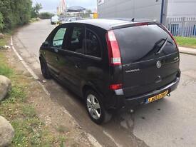 Vauxhall meriva 1.6 manual petrol MOT £495