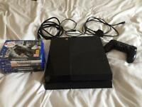 PS4 + 6x games for sale (Tooting Broadway pickup)