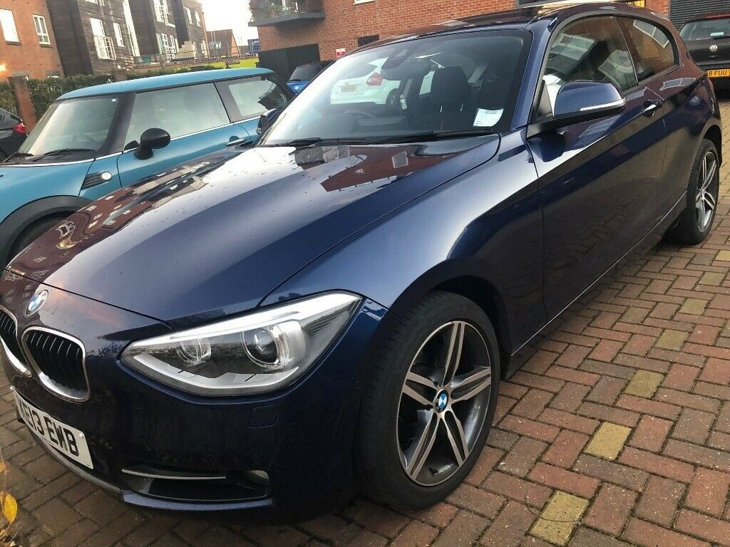 BMW 1Series 1 6Sport 3dr-Xenon Adaptive Headlights Professional  Media,Harman Kardon,£5045 in options | in Redhill, Surrey | Gumtree