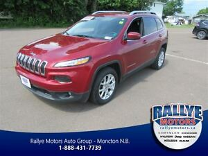 2014 Jeep Cherokee North! Heated! Alloy! ONLY 48K! Trade-In!