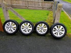 VW Golf Alloy wheels for sale