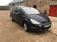 Ford Smax Titanium, excellent condition throughout, 7 seater, spare key, MOT until May 2018