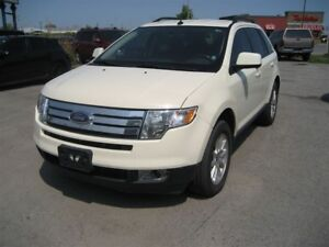 2007 Ford Edge SEL Plus AWD LEATHER AS-IS