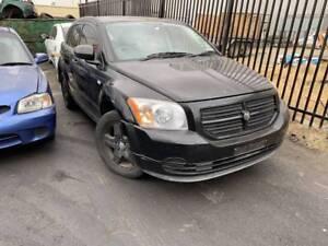279 - Dodge Caliber Black wrecking