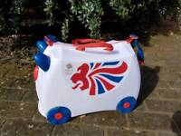Trunki children's travel case-limited edition