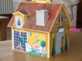 Take Along Dolls House 5763 EXCELLENT CONDITION
