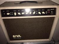Engl E350C Classic all tube combo guitar amplifier complete with flight-case