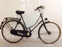 Union Dutch City bike Nexus hub Hand Operated Breaks Fully service d