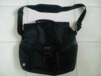 Kickers Messenger Shoulder Bag Like NEW LEICESTER