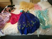 Bag of dressing up clothes for kids aged 5-10