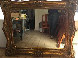Mirror 6ft x 4.5ft
