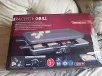 Raclette grill brand new in box