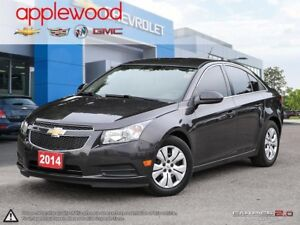 2014 Chevrolet Cruze 1LT BLUETOOTH, REMOTE START, 1.4L TURBO...