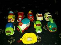 Toot toot bundle vehicles train and track included