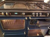 Fully working range cooker RANGEMASTER 110 cm.Was £2000.Clean.LARGE.DELIVERY AVAILABLE