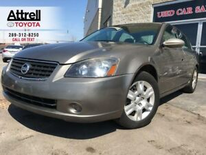 2005 Nissan ALTIMA 2.5 S POWER GROUP, CRUISE, ABS AND KEYLESS