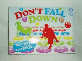 Childs game, Don't fall down.