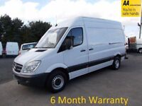 Mercedes Sprinter 313 2.1 CDI 3.5T MWB H/Roof