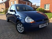 FORD KA STYLE 2007. PRIVATE SALE . RELIABLE TIDY CHEAP TO RUN & INSURE . IDEAL 1ST CAR