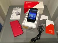 Vodafone Smart 4, Good Condition. With case and glass cover.