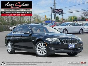 2013 BMW 528i xDrive AWD ONLY 79K! **TECHNOLOGY PKG** CLEAN C...